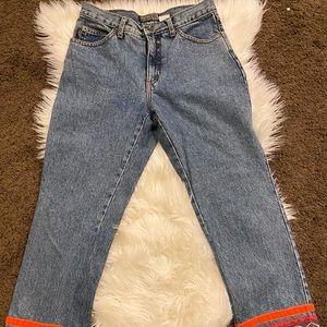 Vintage TagRag High Rise Mom Jeans